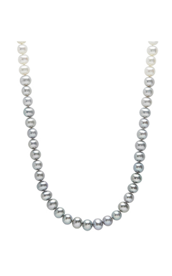 Honora Tuxedo Ombre Necklace SN9306SWG18 product image