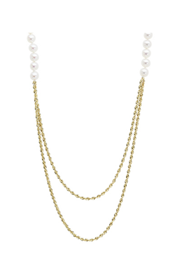 Honora Rope Classic  Necklace FN8620YWH19 product image