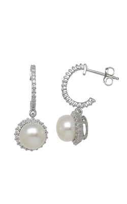 Honora Bridal Earrings SE8516SWH product image