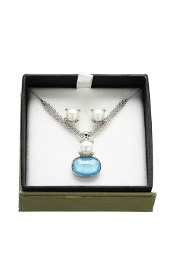 Honora Madison Turquoise Necklace LS5733WHTQ product image
