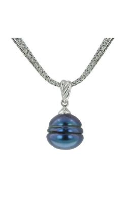 Honora Tuxedo Necklace LP5517BL product image