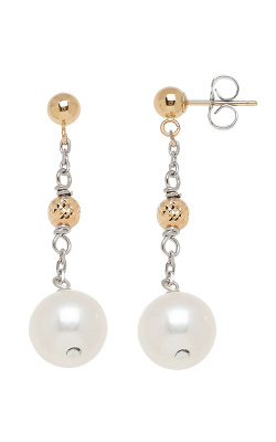 Honora Karat Classic Cluster Earrings DE8033BWH product image