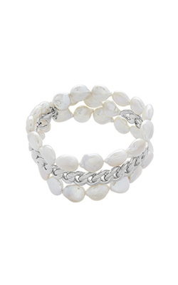 Honora Curb Appeal Bracelet SB1252SWH1725 product image