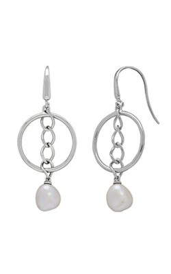 Honora Curb Appeal Earrings SE1250SWH product image