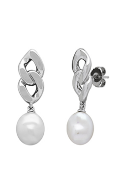 Honora Curb Appeal Earrings SE1260SWH product image