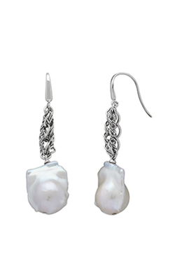 Honora Curb Appeal Earrings SE1268SWH product image