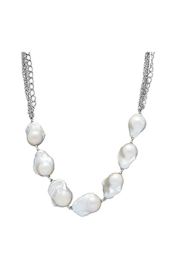 Honora Curb Appeal Necklace SN1265SWH19 product image