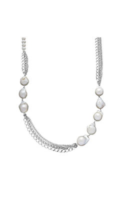 Honora Curb Appeal Necklace SN1266SWH36 product image
