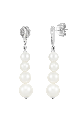 Honora Karat Classic Earrings BX711453PL2W product image