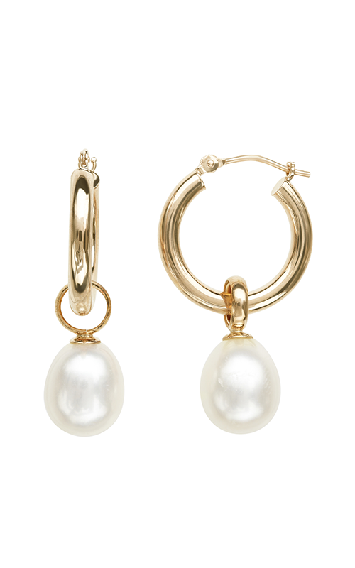 Honora Karat Classic Cluster Earrings LE5819WH product image