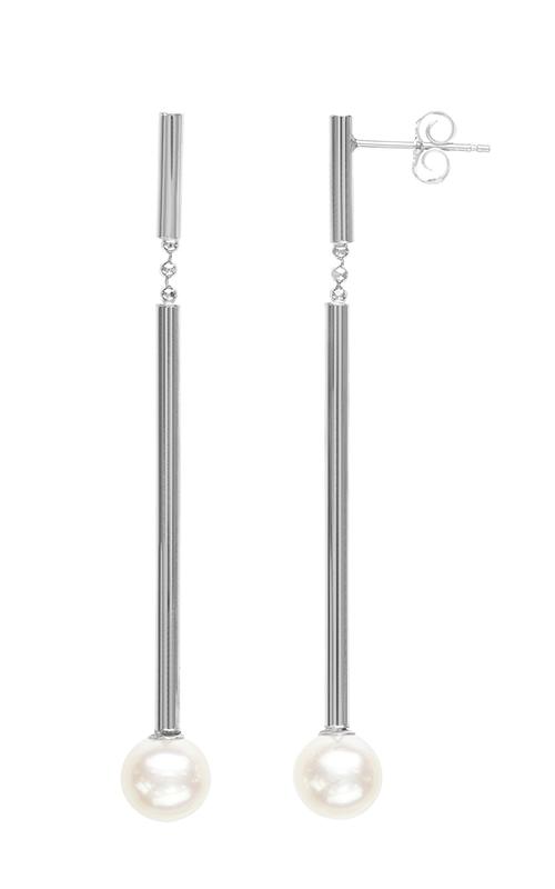 Honora Karat Classic Cluster Earrings LE5820WHWG product image