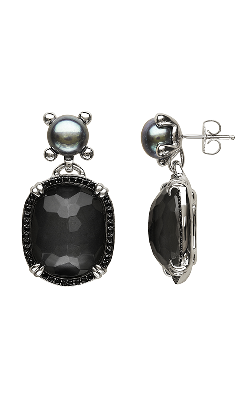 Honora Hematite Earrings LE5790BL product image
