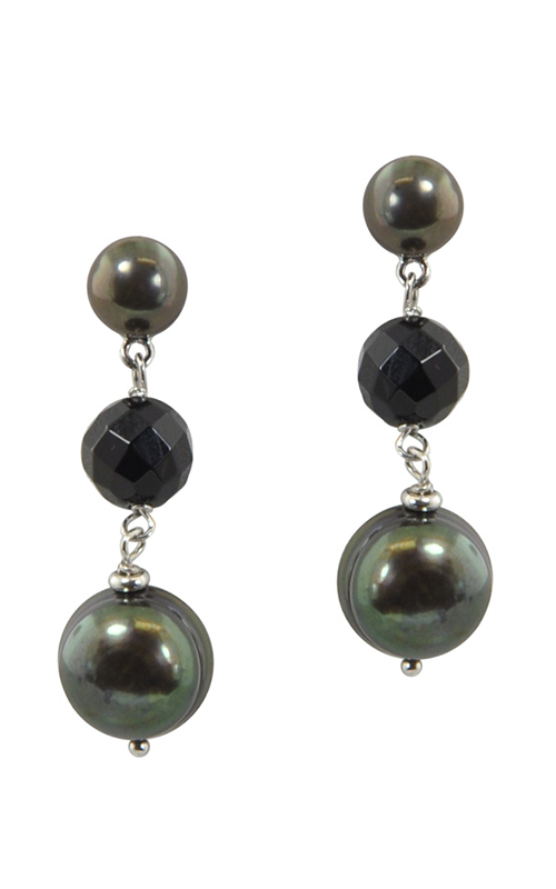 Honora Eclipse Earrings LE5577BL product image
