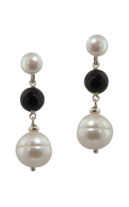 Honora Eclipse Earrings LE5577WH product image