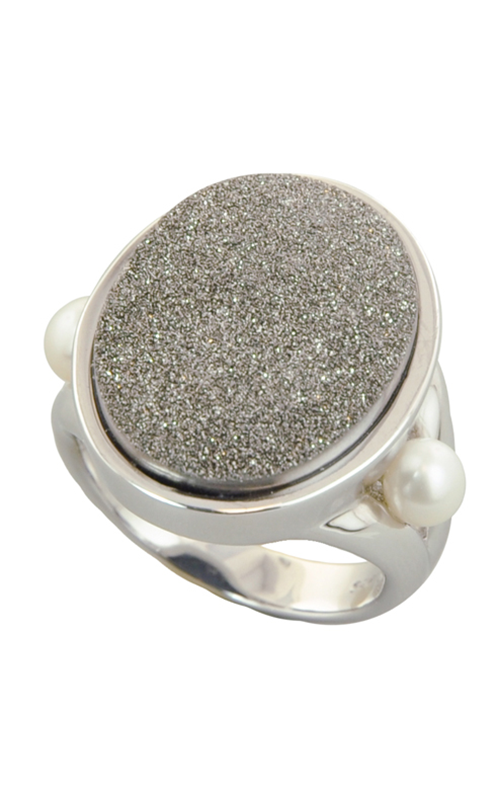 Honora Rock Star White Fashion ring LR5638WH7 product image