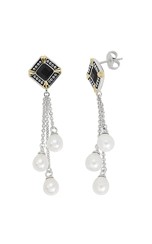 Honora Deco Noir Earrings SE9395BOX product image