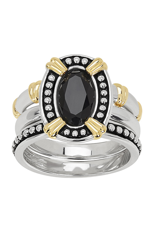 Honora Deco Noir Fashion ring SR9394BOX7 product image
