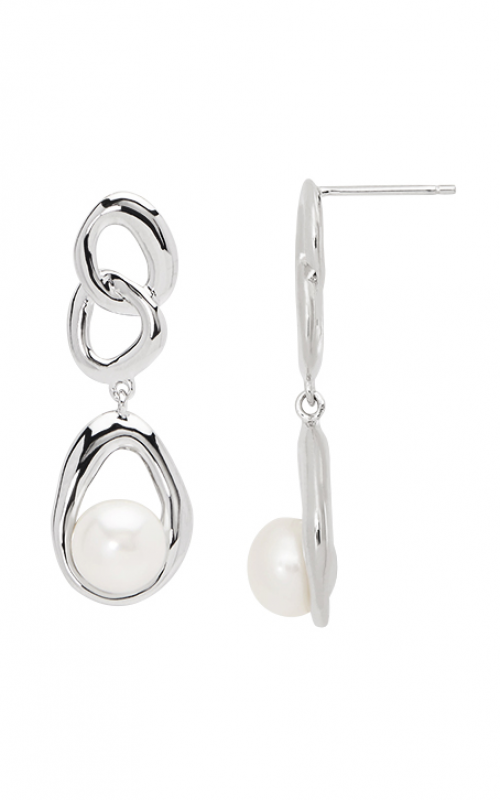 Honora River Rocks Earrings SE9766SWH product image