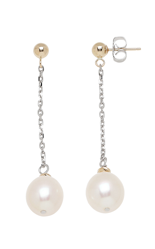 Honora Karat Classic Cluster Earrings DE8032BWH product image