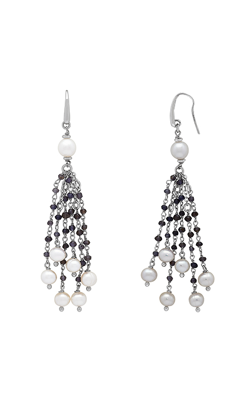 Honora After Dark Extension Earrings SE1342SWH product image