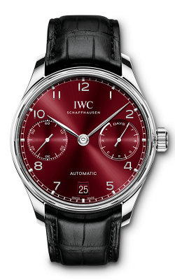 IWC SCHAFFHAUSEN Portugieser Watch IW500714 product image