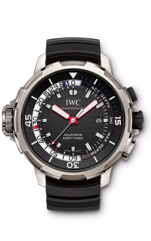 IWC Aquatimer Watch IW355701 product image
