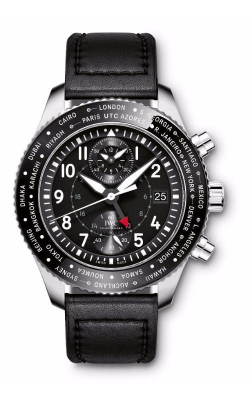 IWC SCHAFFHAUSEN Pilot's Watch IW395001 product image