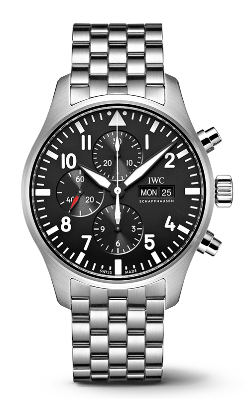 IWC SCHAFFHAUSEN Pilot's Watch IW377710 product image