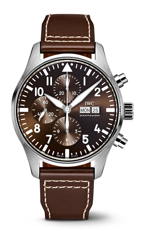 IWC SCHAFFHAUSEN Pilot's Watch IW377713 product image