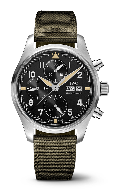 IWC SCHAFFHAUSEN Pilot's Watch IW387901 product image
