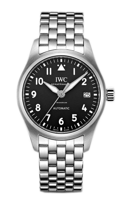 IWC SCHAFFHAUSEN Pilot's Watch IW324010 product image