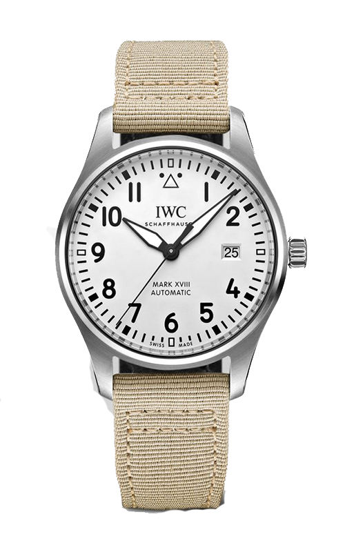 IWC SCHAFFHAUSEN Pilot's Watch IW327017 product image