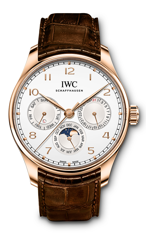 IWC SCHAFFHAUSEN Portugieser Watch IW344202 product image