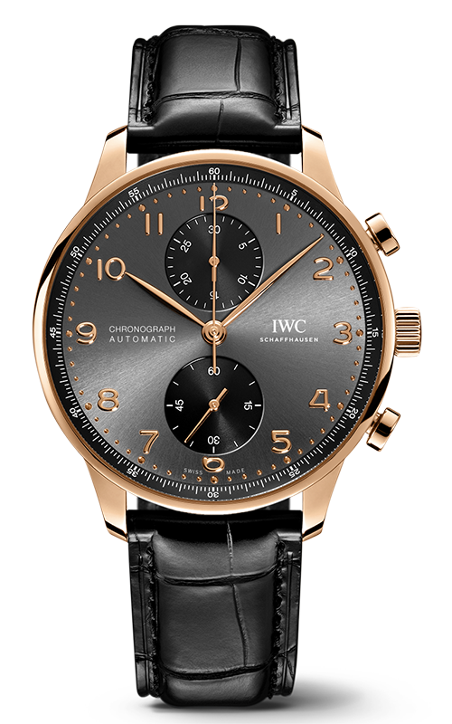 IWC SCHAFFHAUSEN Portugieser Watch IW371610 product image