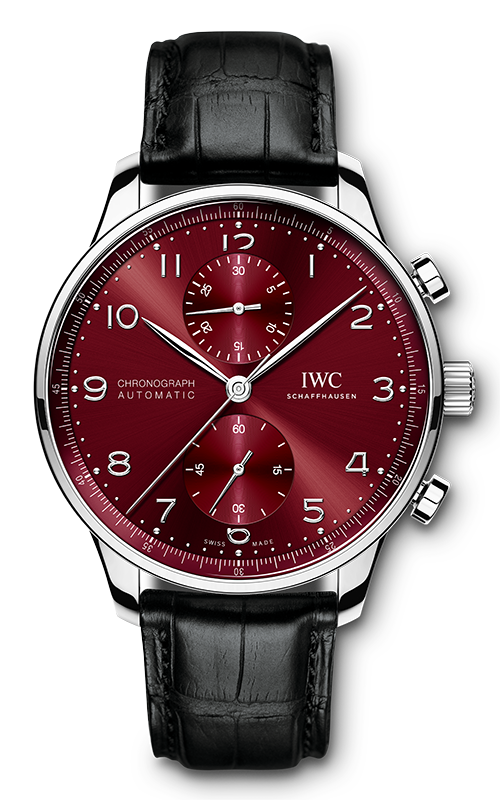 IWC SCHAFFHAUSEN Portugieser Watch IW371616 product image