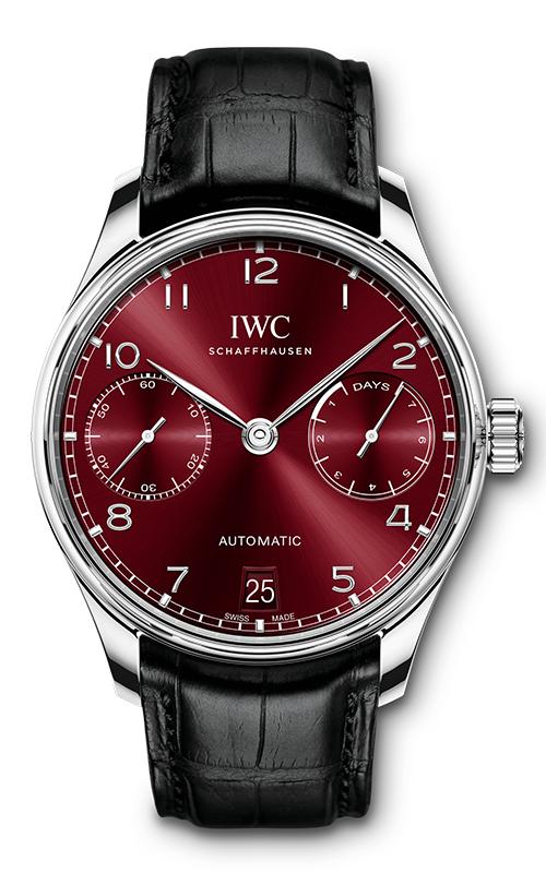IWC SCHAFFHAUSEN Portugieser Watch IW500714 product image