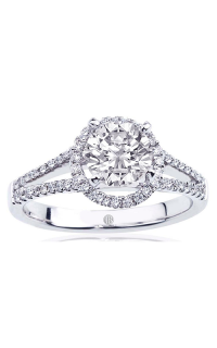 Imagine Bridal Engagement Rings 62596D-1 4