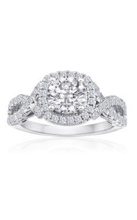 Imagine Bridal Engagement Rings 63606D-3 5
