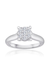 Imagine Bridal Engagement Rings 60006D-1 3
