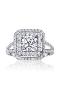 Imagine Bridal Engagement Rings 61136D-1