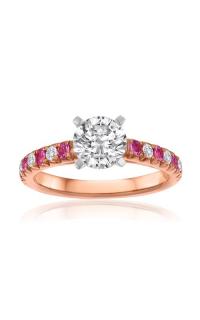 Imagine Bridal Engagement Rings 61176PS-1 2