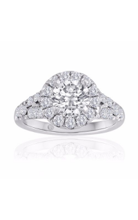 Imagine Bridal Engagement Rings 61296D-4 5