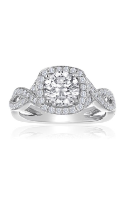 Morgan's Bridal Engagement ring 63806D-1 2 product image