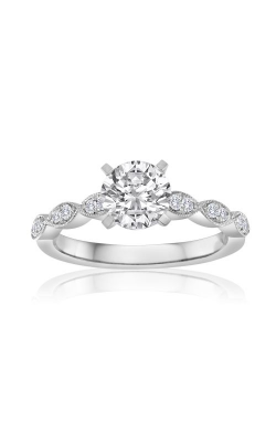 Morgan's Bridal Engagement ring 64126D-1 6 product image