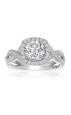 Imagine Bridal Engagement Ring 63806D-1/2 product image