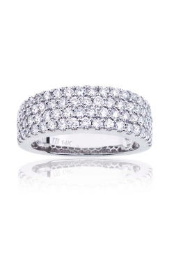 Morgan's Bridal Wedding Band 72576D-L-1.35 product image