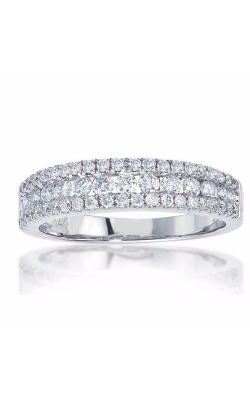 Morgan's Bridal Wedding band 72586D-3 4 product image