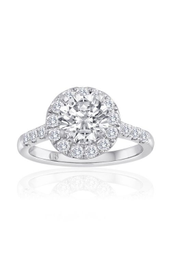 Morgan's Bridal Engagement ring 61216D-1 3 product image