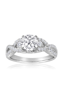 Morgan's Bridal Engagement ring 61046D-3 8 product image