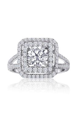Morgan's Bridal Engagement Ring 61136D-1 product image